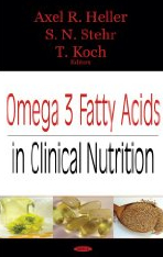 Omega 3 Clinical Nutrition