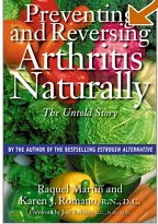 Healing or Preventing Arthritis Naturally
