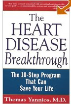 The Heart Disease Breakthrough: The 10-Step Program That Can Save Your Life