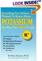 Everything You Always Wanted to Know About Potassium but Were to Tired to Ask
